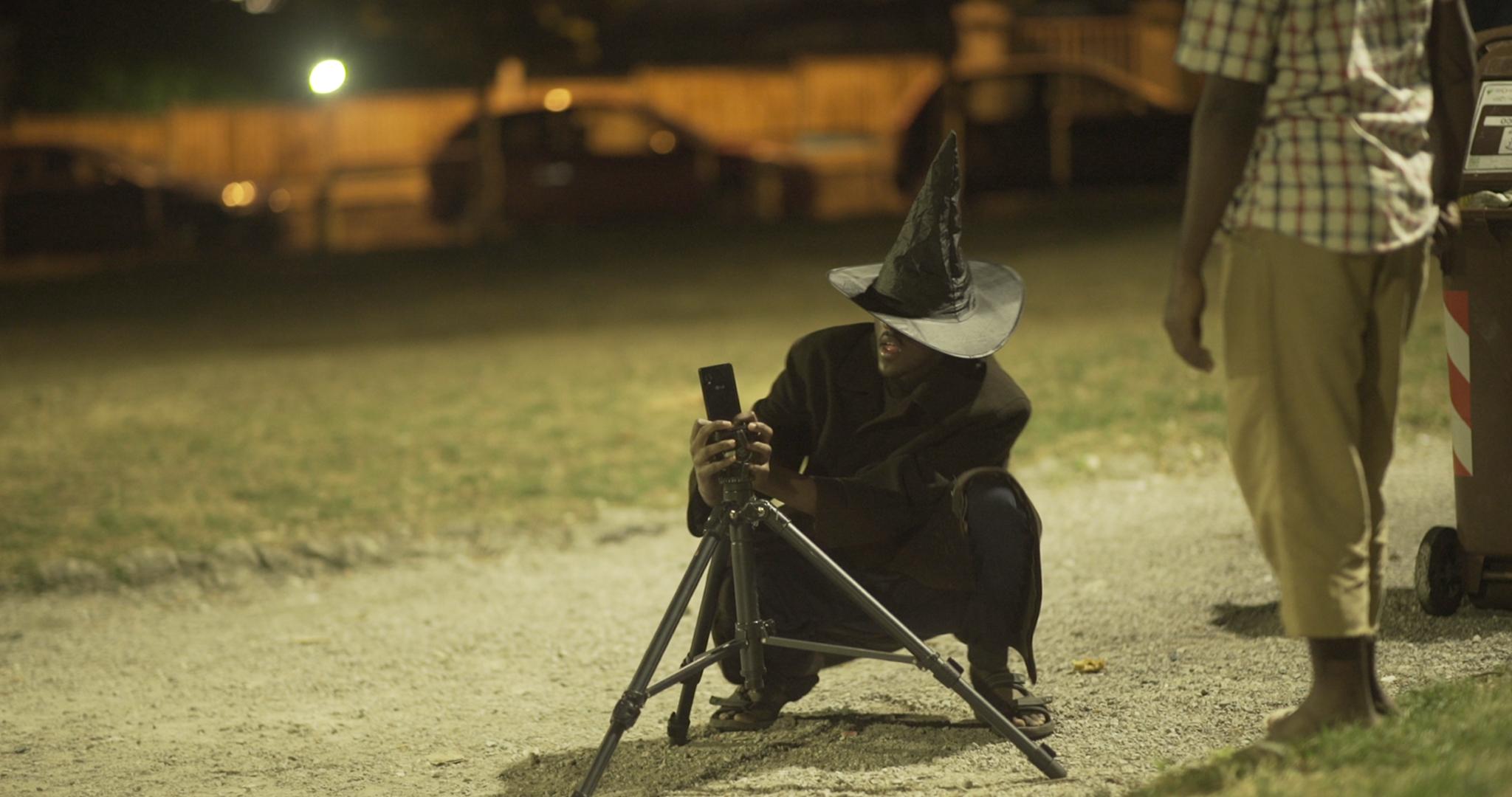 Filmstill aus dem Film «Hamama & Caluna» von Andreas Muggli.