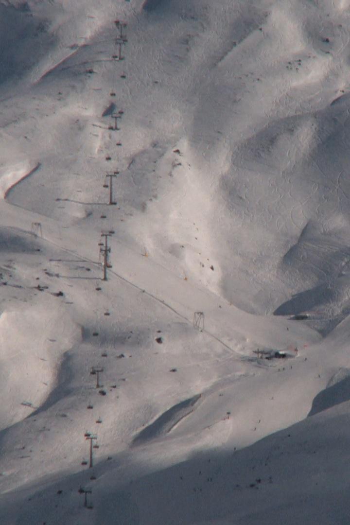 Schneeschicht -