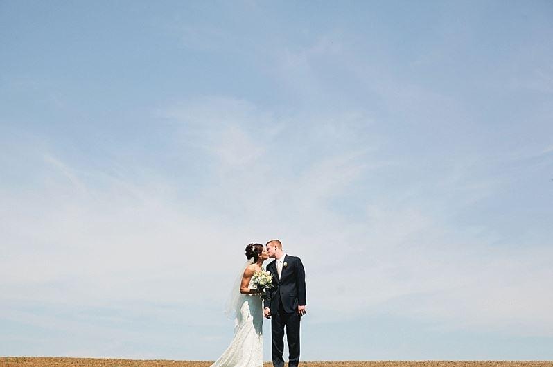 WEDDING PLANNER MAGAZINE: real wedding, Jill + John