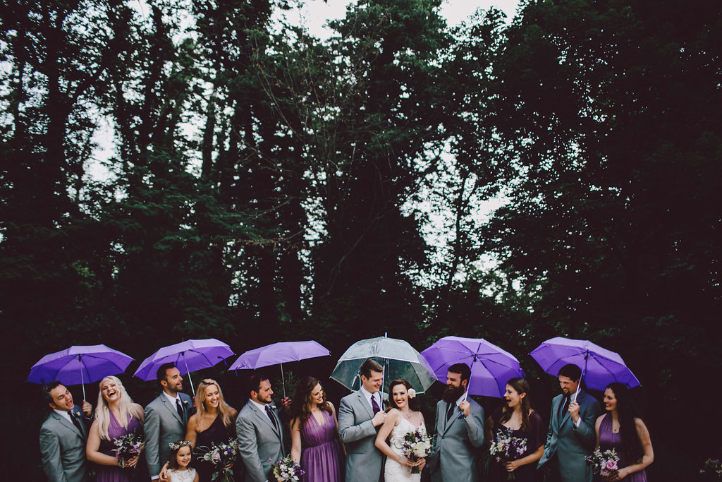 PHILLY IN LOVE: Scott + Bridgette's Romantic Wedding