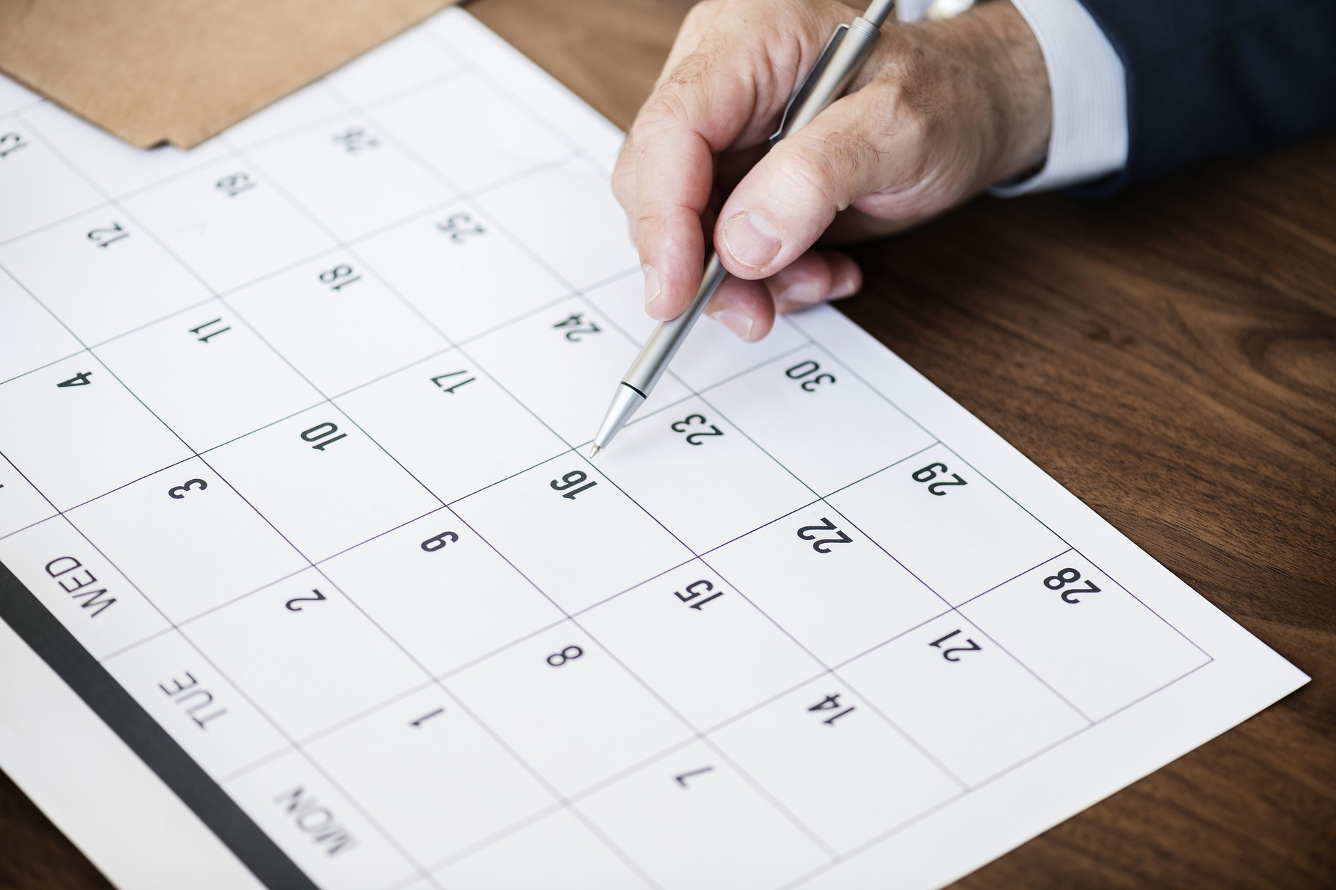 Schedule a Meeting - Contact us today to find out how we will meet your specific needs.