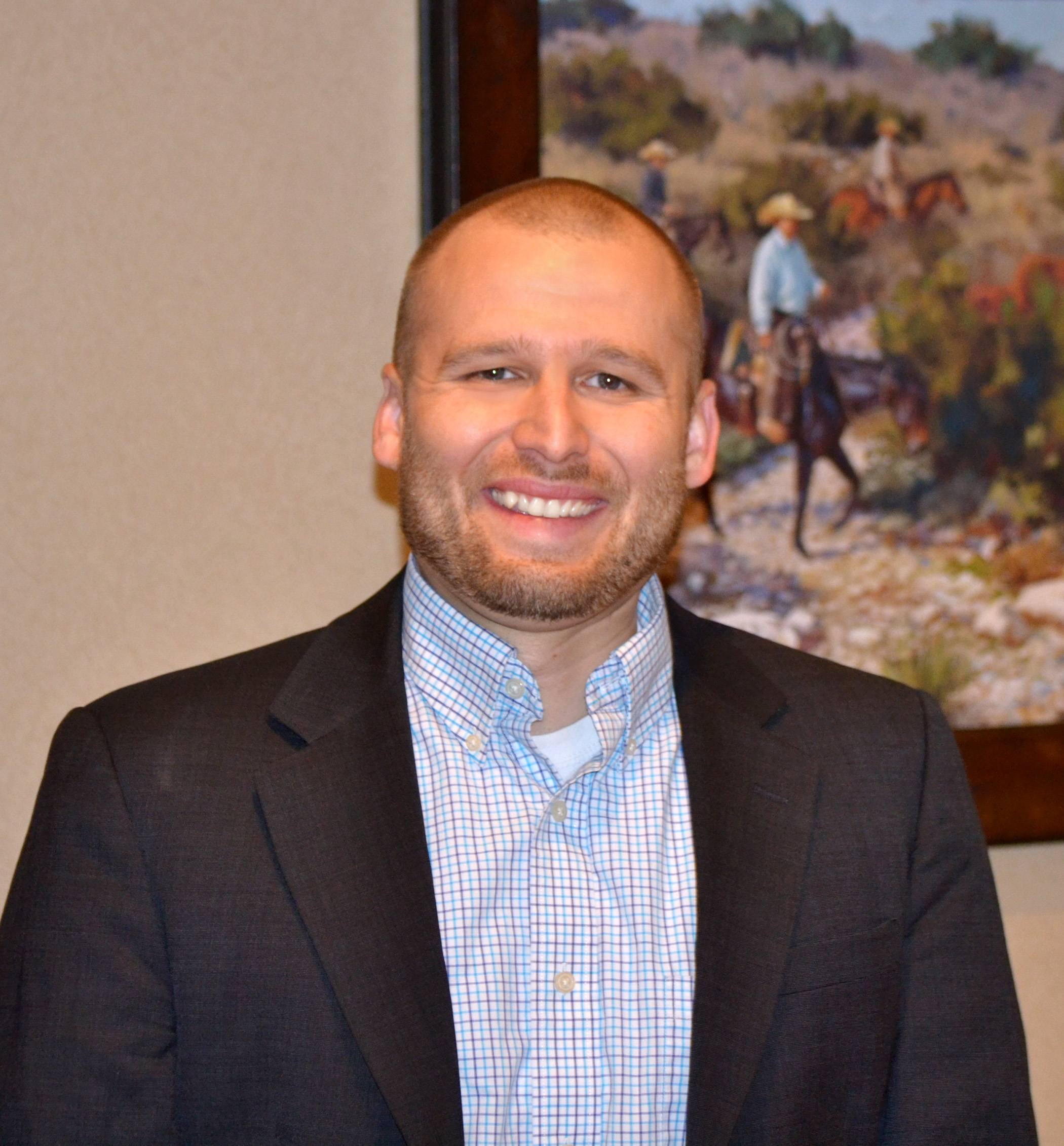 Shawn Darcy, Director of Market Research at the National Cattlemen's Beef Association