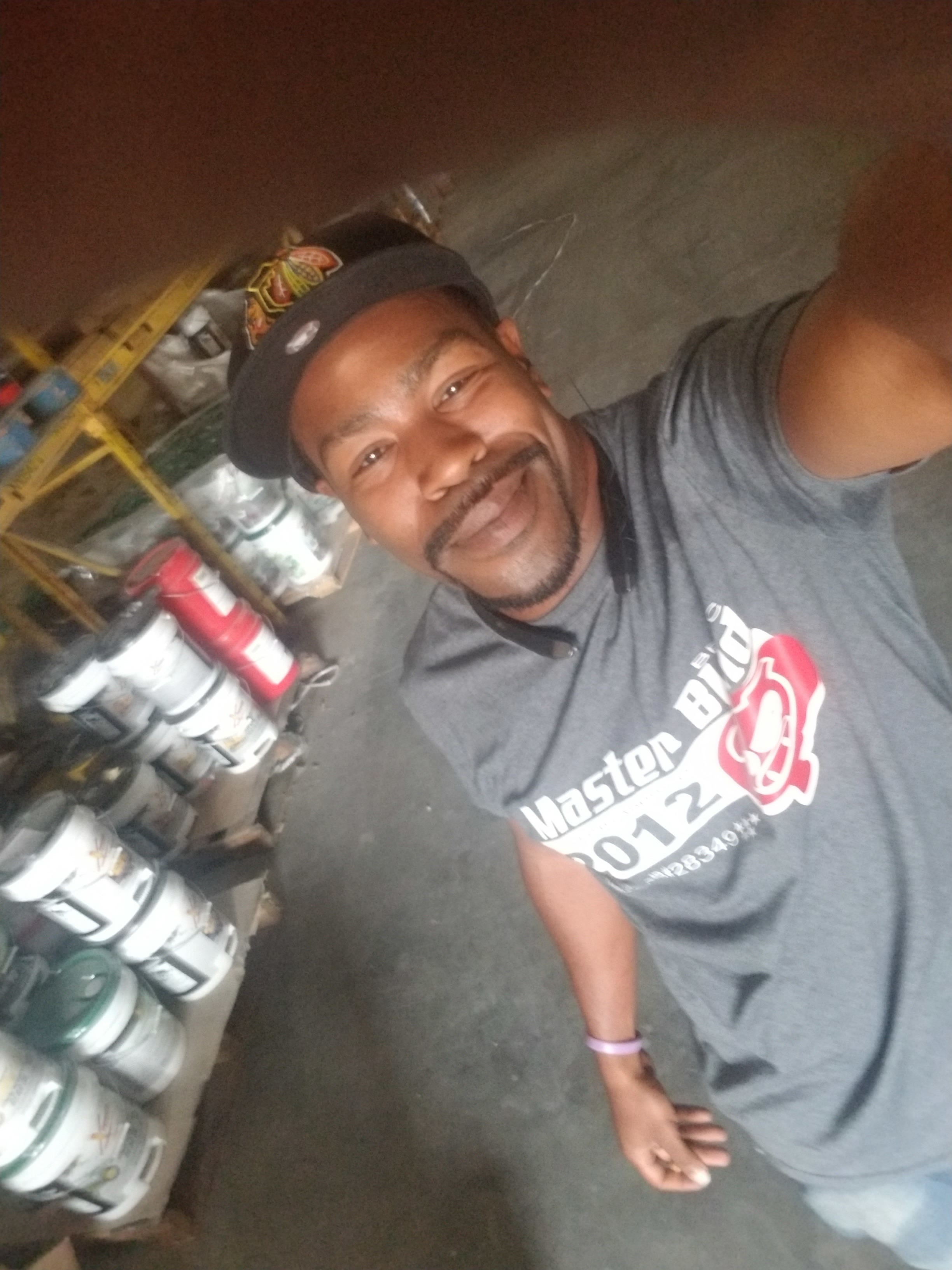 Ron Simmons, President, Master Blend Family  Farms, LLC