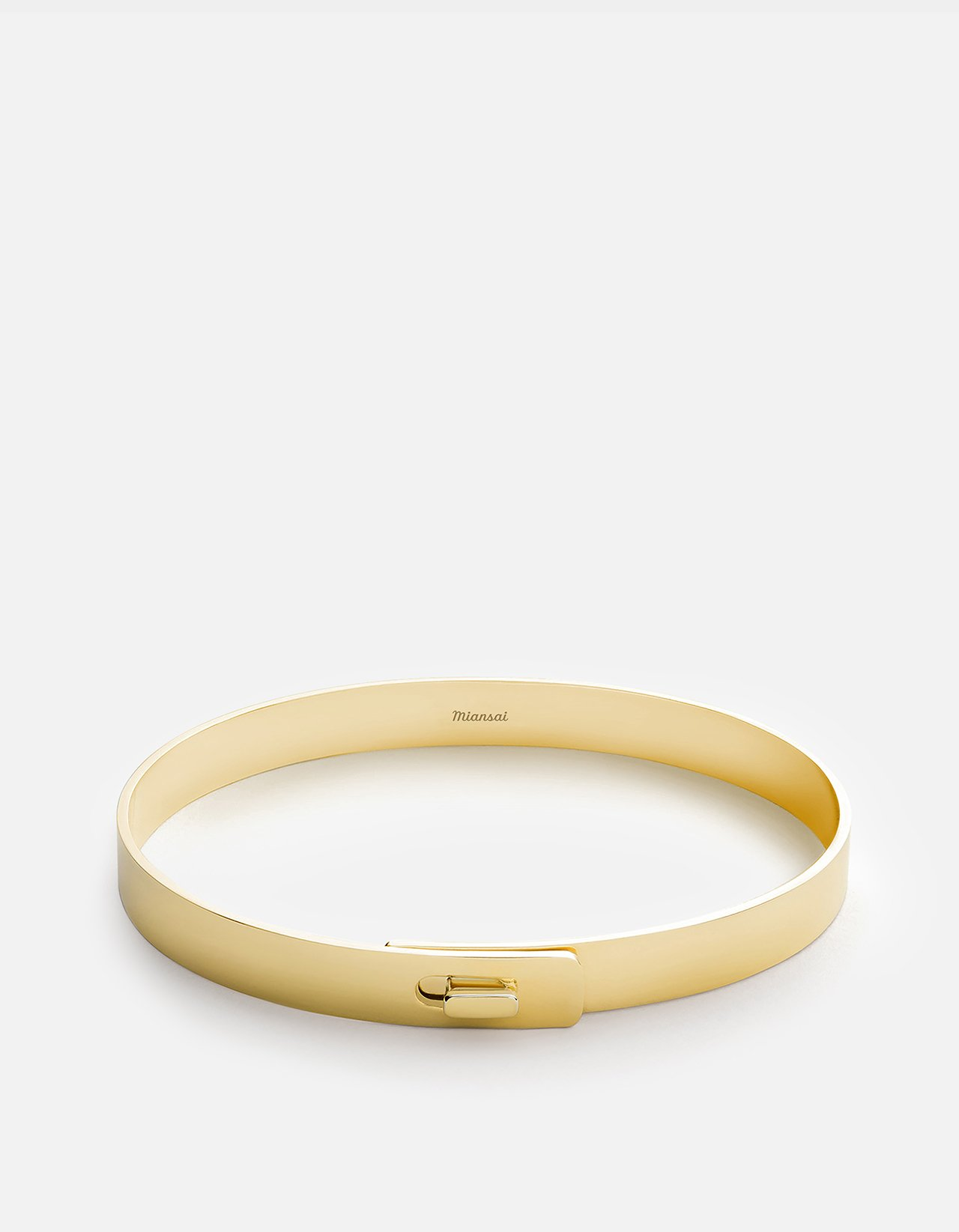 Miansai Standard Gold Cuff