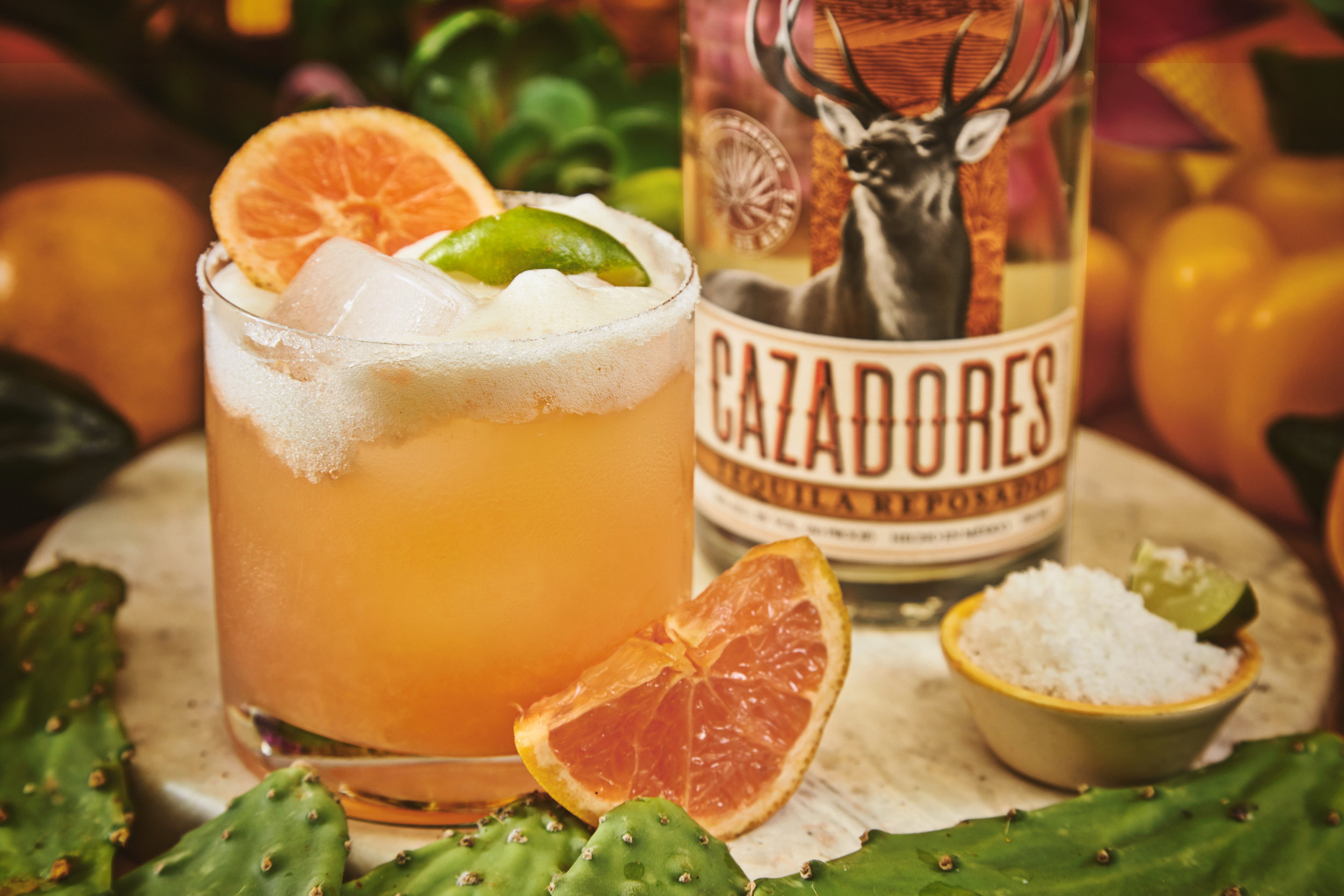 Photography, courtesy of Cazadores