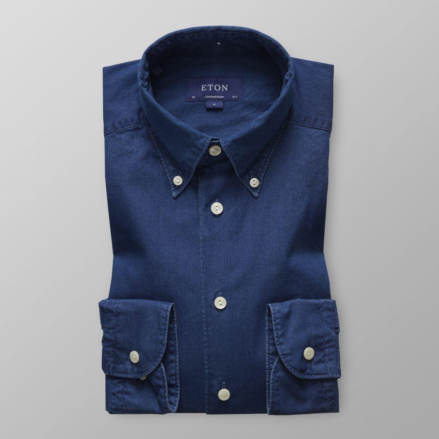 Denim Shirt - Button Down      ETON      $195