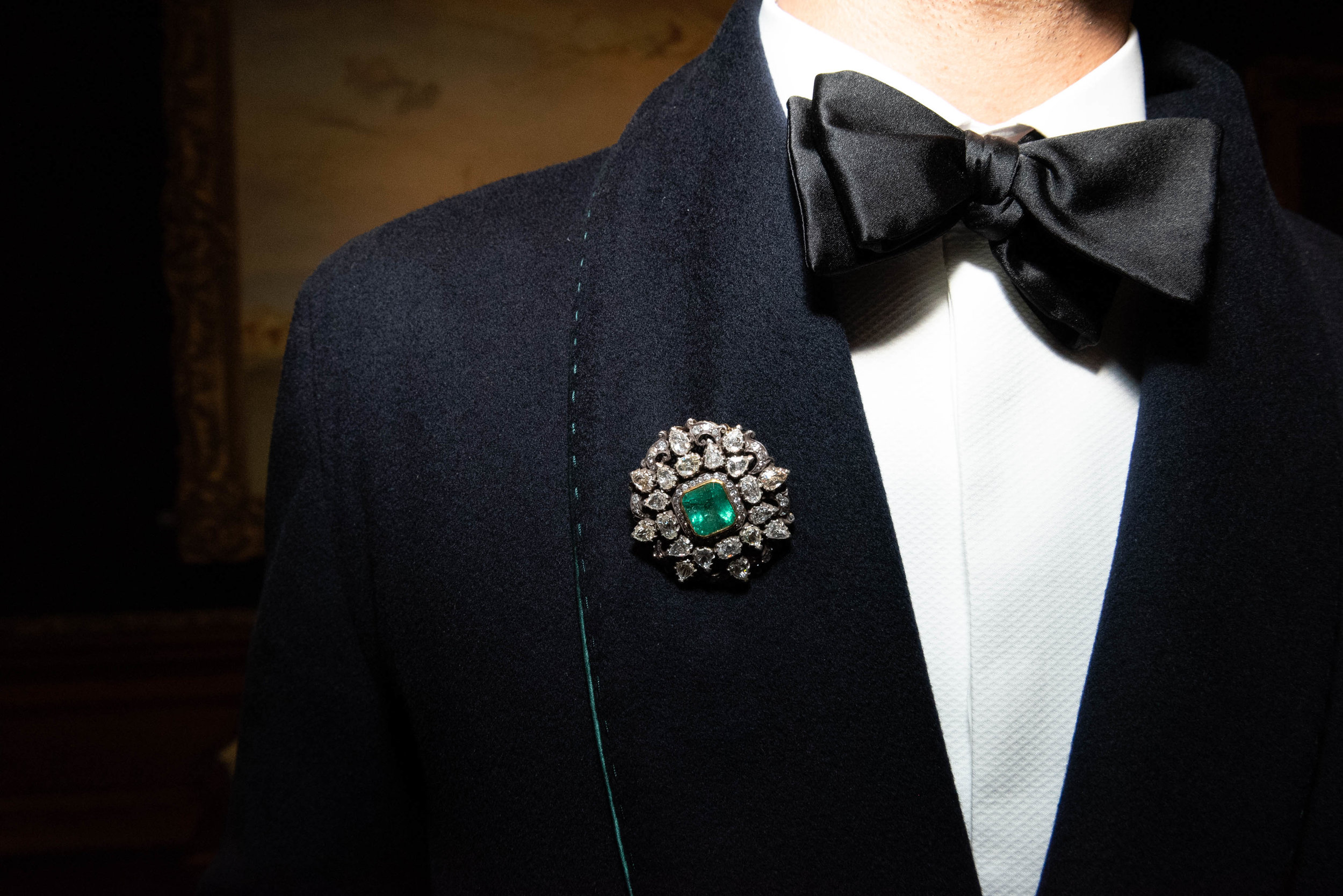 Trustee Dr. Tai-Heng Cheng attends The Frick Collection's 20th Annual Young Fellows Ball at 1 East 70th Street on Thursday, March 21st, 2019. Photography, Courtesy of The Frick Collection.