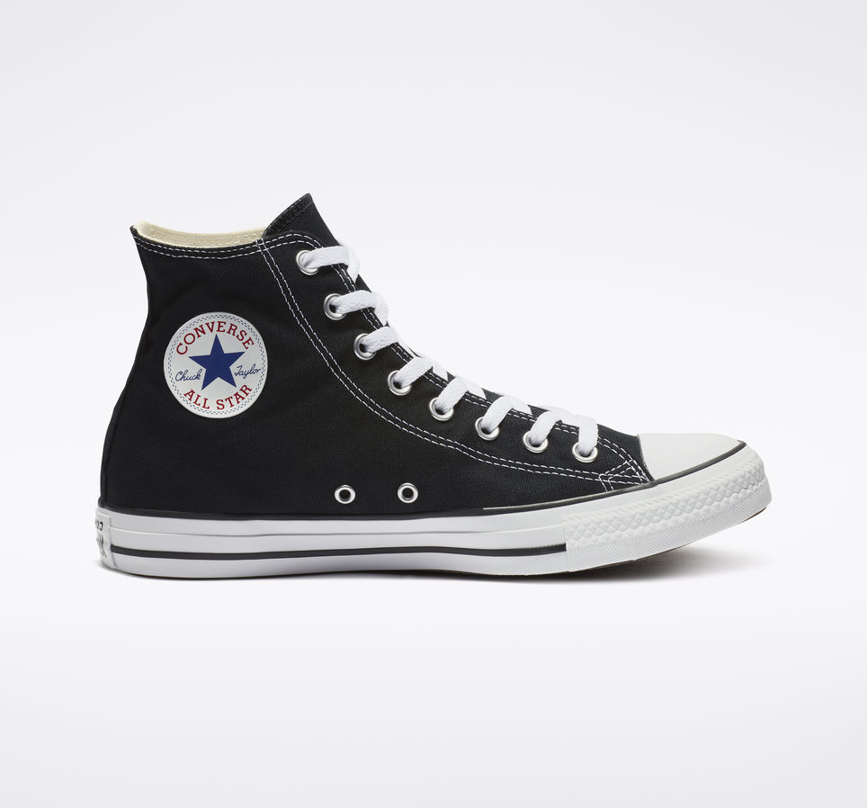 Chuck Taylor All Star High Top    Converse    $55