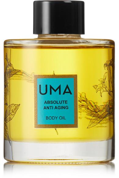 UMA OILS   Absolute Anti-Aging Body Oil, 100ml  $90