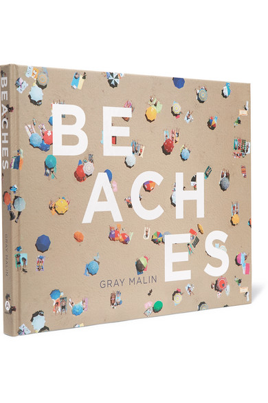 ABRAMS   Beaches by Gray Malin hardcover book  $40