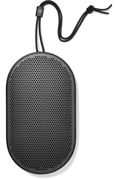 BANG & OLUFSEN   P2 Portable Bluetooth speaker  $170
