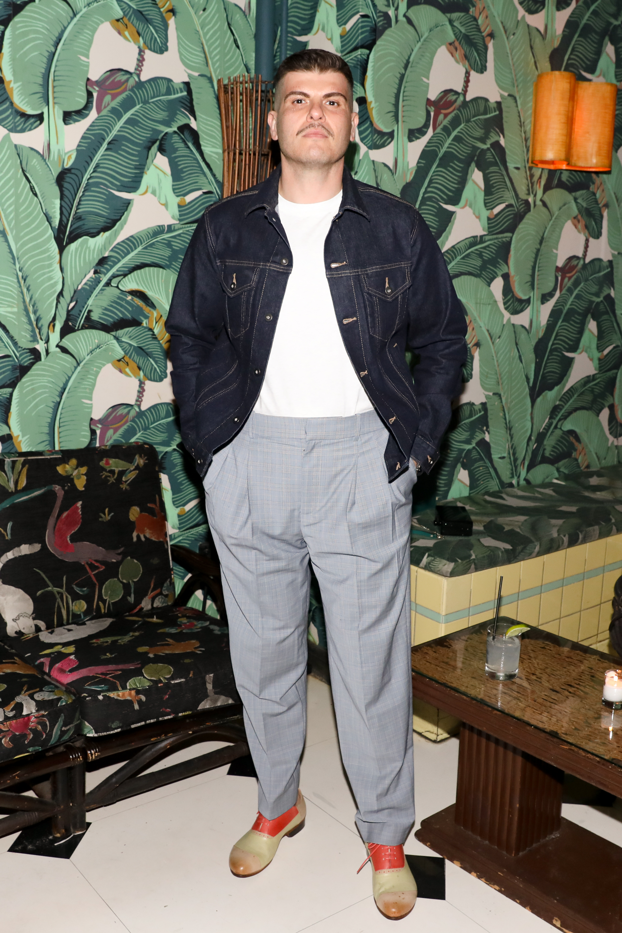 Eli Mizrahi attends The Opening of The Dr. Barbara Sturm Zero Bond Boutique & Spa on Thursday, May 2, 2019. Photographed by Neil Rasmus/BFA.
