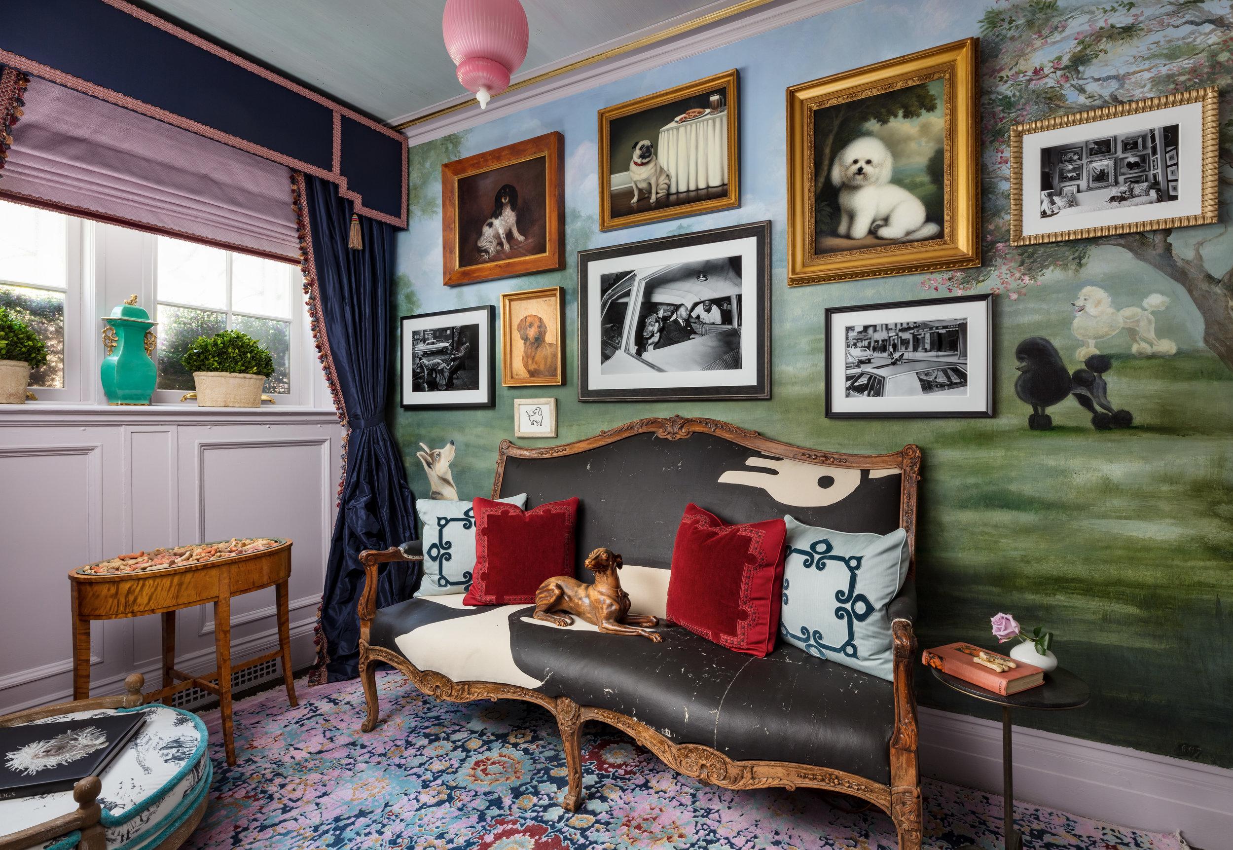 Sheila Bridges Design, Inc.   Photo Credit: Nickolas Sargent