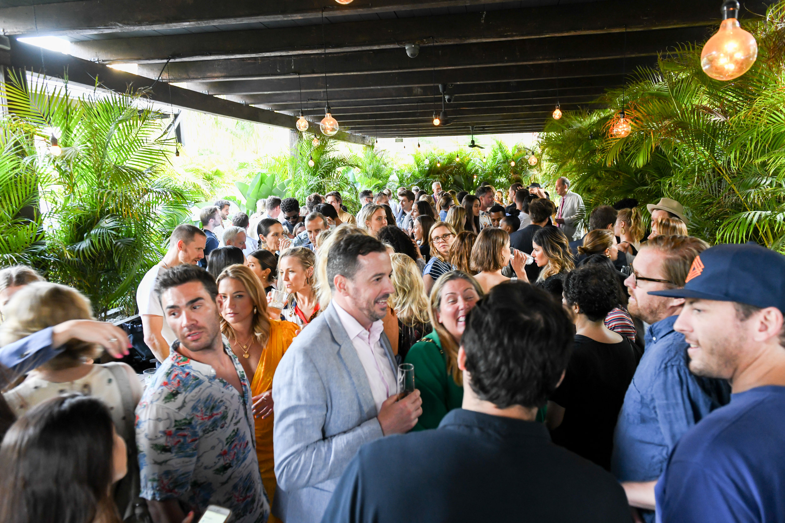 The Australian Fashion Foundation Summer Party. Image by Joe Schildhorn/BFA