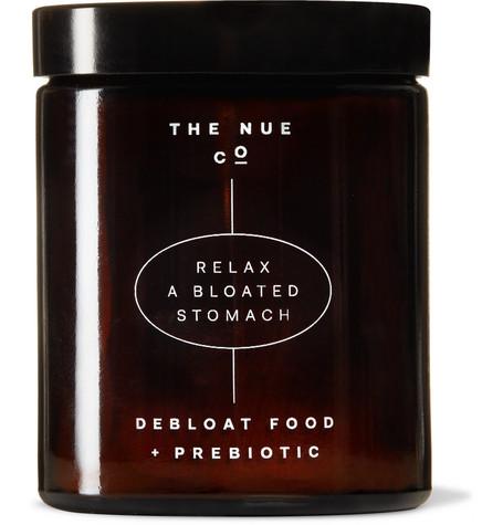 THE NUE CO   Debloat Food + Prebiotic Supplement, 100g  $75