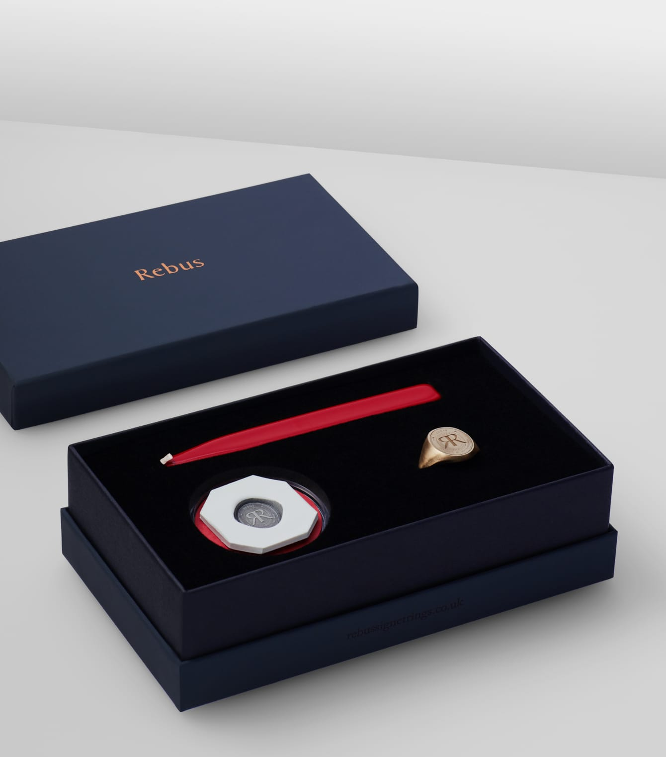 REBUS  Signet Ring Gift Voucher  price at your request