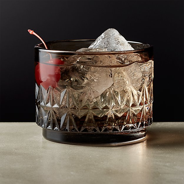 CB2   Old-Fashioned Glass  $6.95