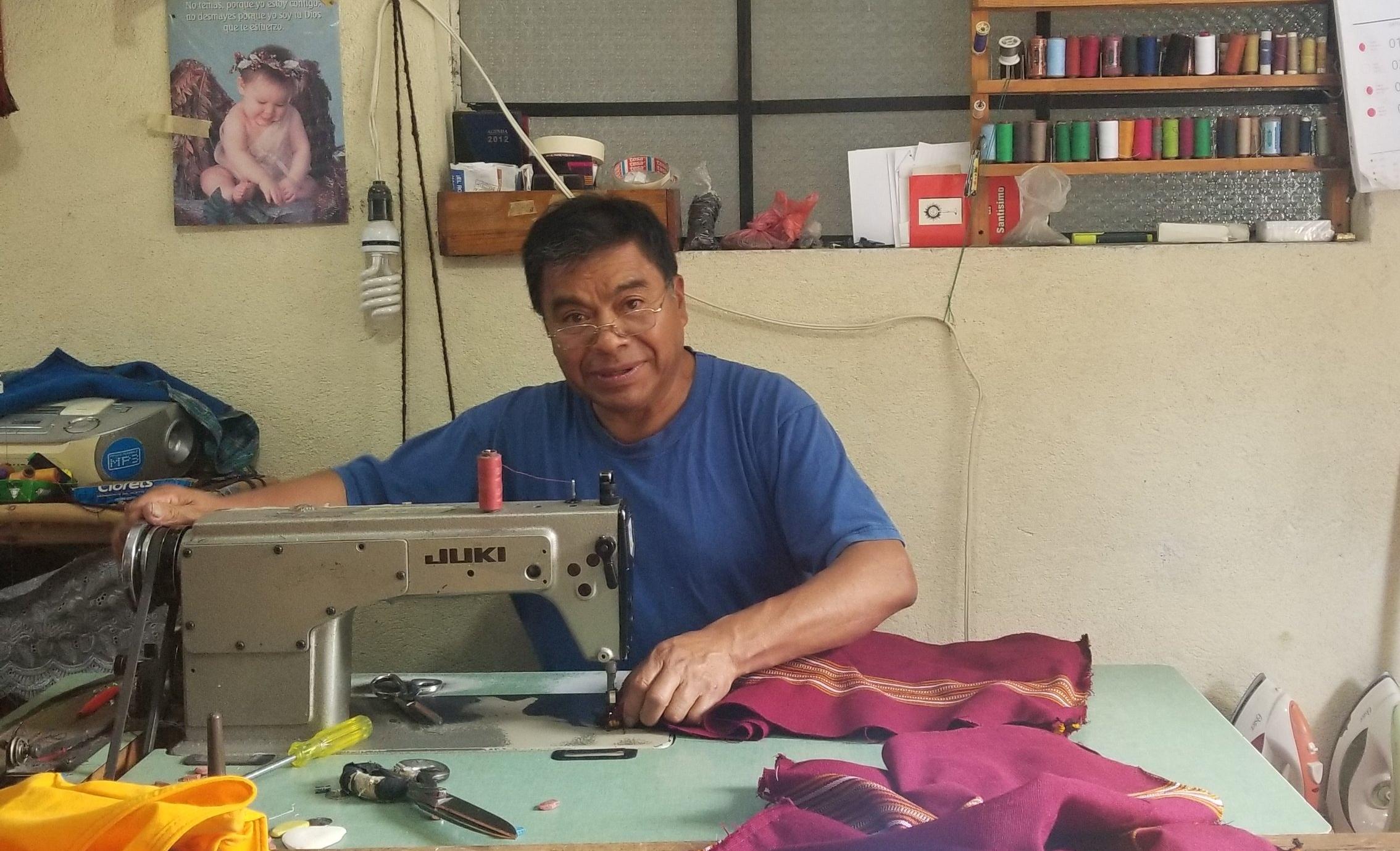 Gerardo, Woven Tailor