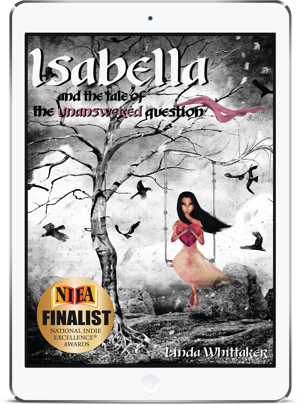 Want to purchase your own copy of Isabella from Amazon? - Click on the ipad to buy!