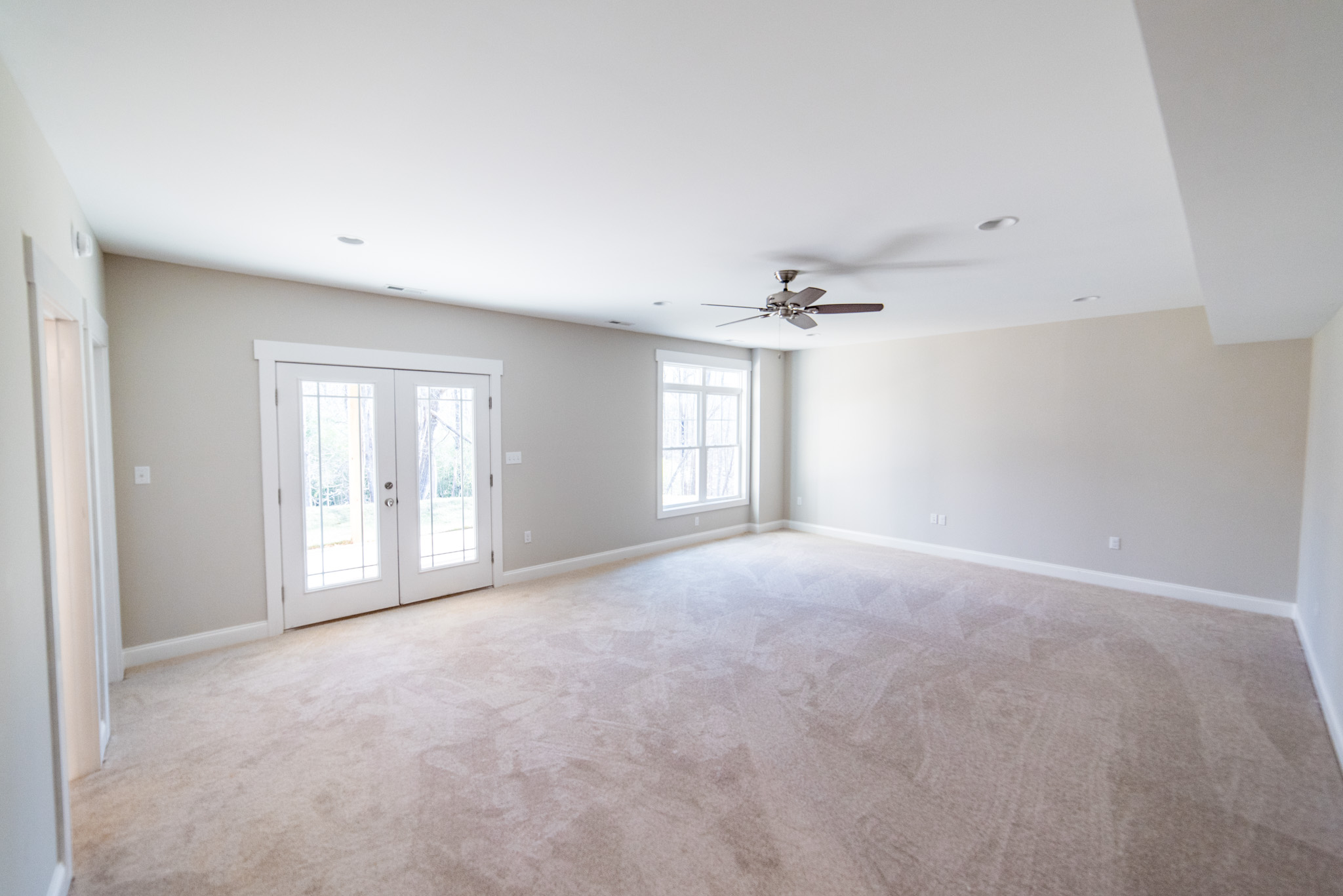 Family Room (basement)