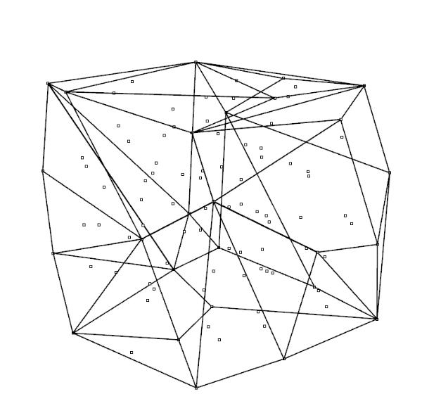 3D Convex Boundary.