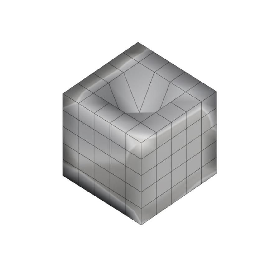 Input:   Sample lattice component