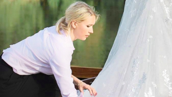 Photo by Elisabeth Danielsson at Emerald Weddings