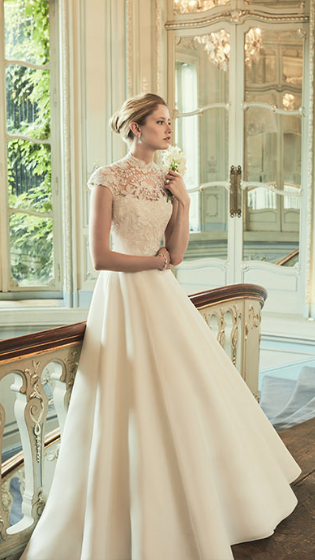 Couture dress by  Phillipa Lepley