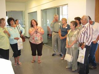 Galt Babies Party - hospital tour - 2008