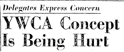 """The """"troubled"""" tenants made the  Lethbridge Herald  on November 9, 1963."""
