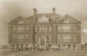 Galbraith School, 1914. Galt Archives 19730033000