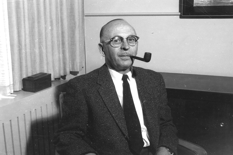 Henry Schwartz, 1959  Courtesy the Galt Museum & Archives: 197529101203