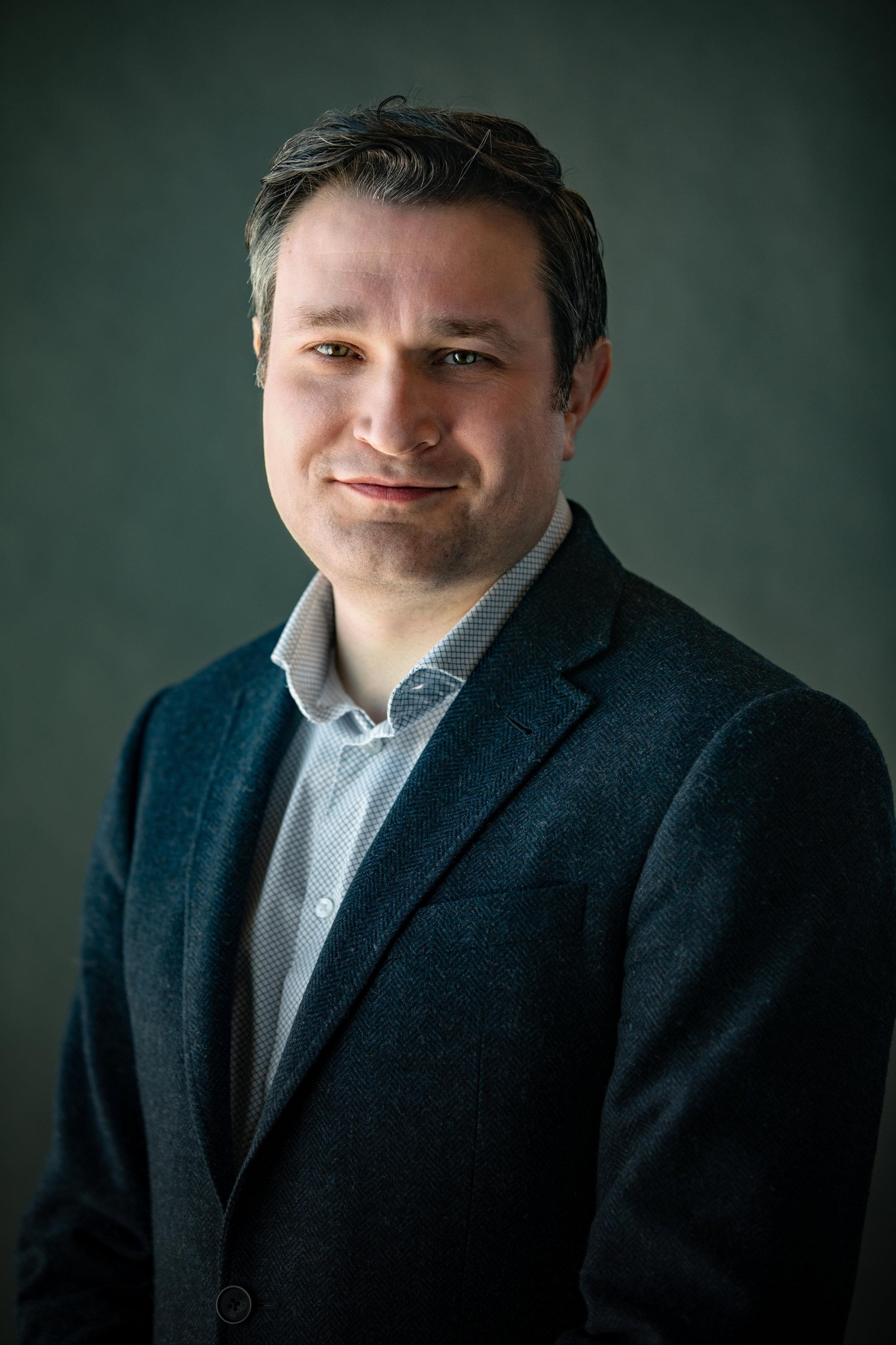 Andrew Chernevych, Archivist