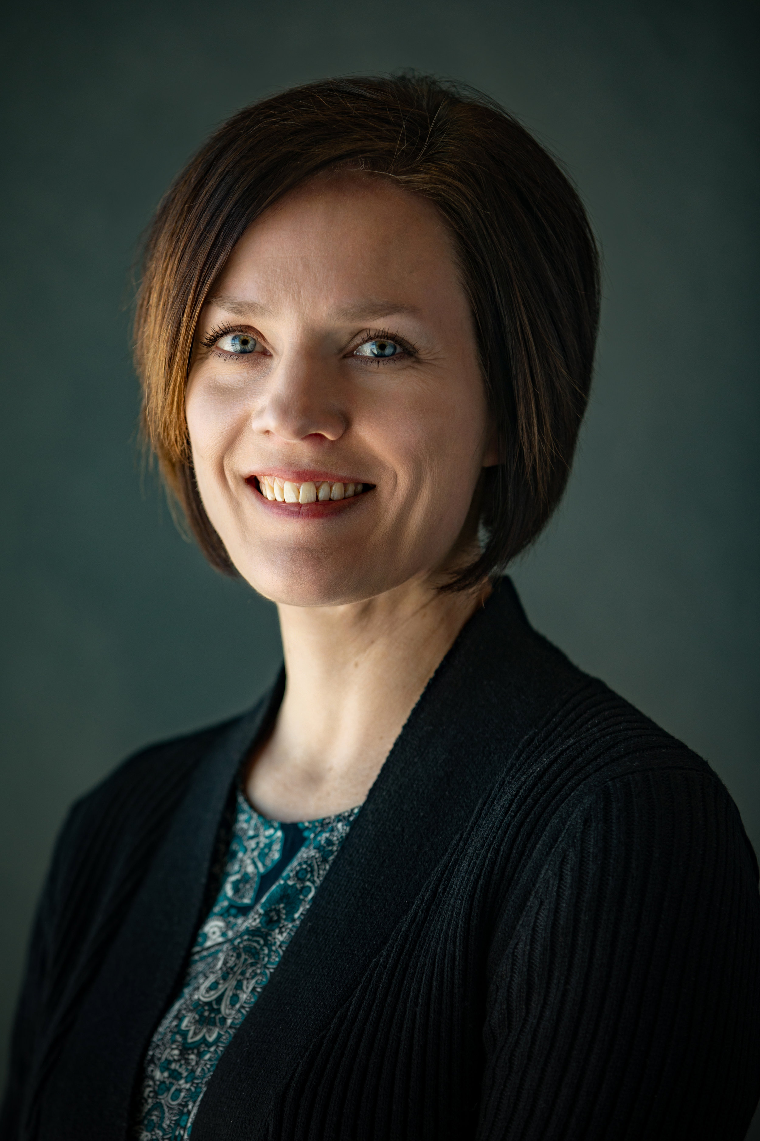 Aimee Benoit, Curator