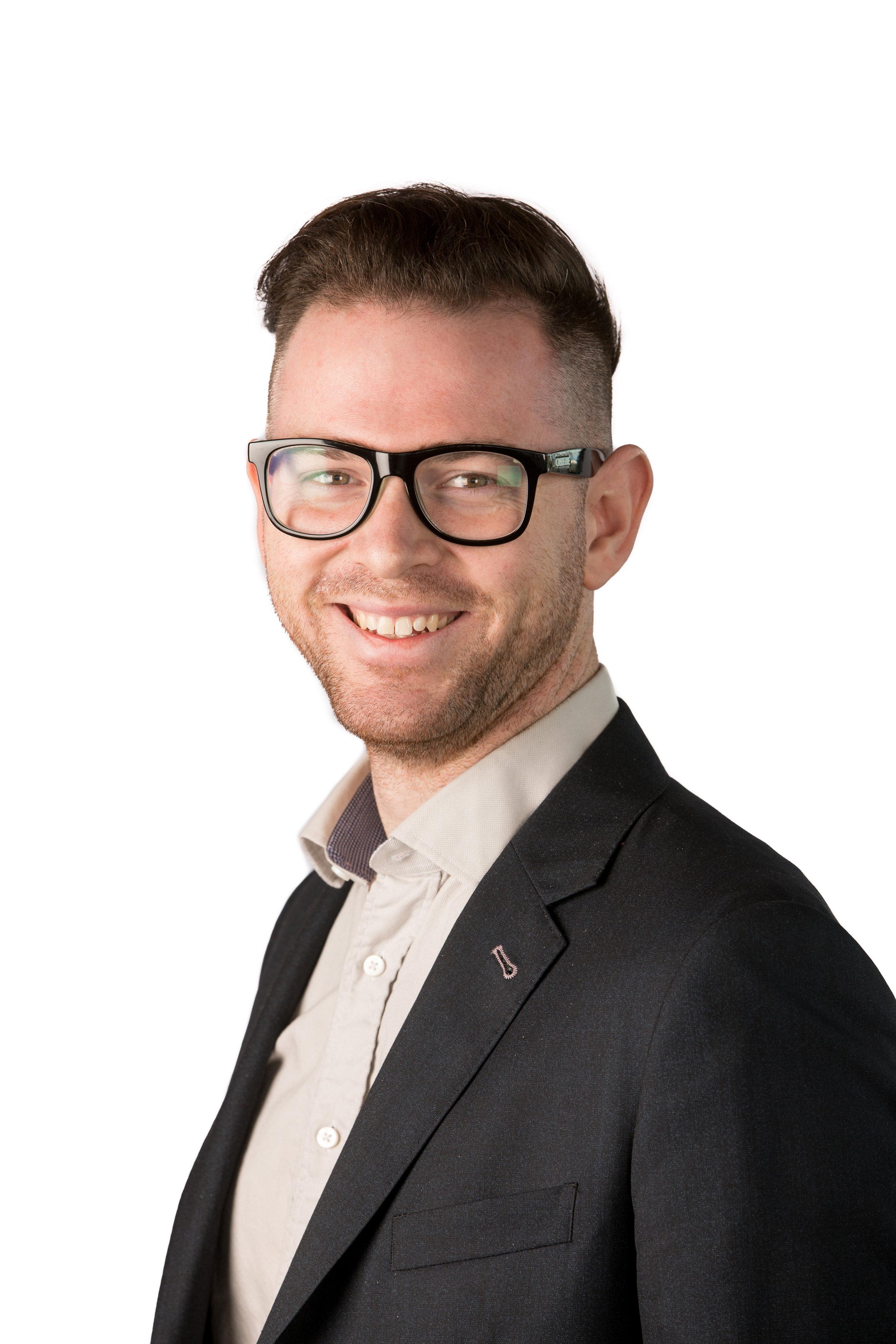 Graham Ruttan, Marketing and Communications Officer