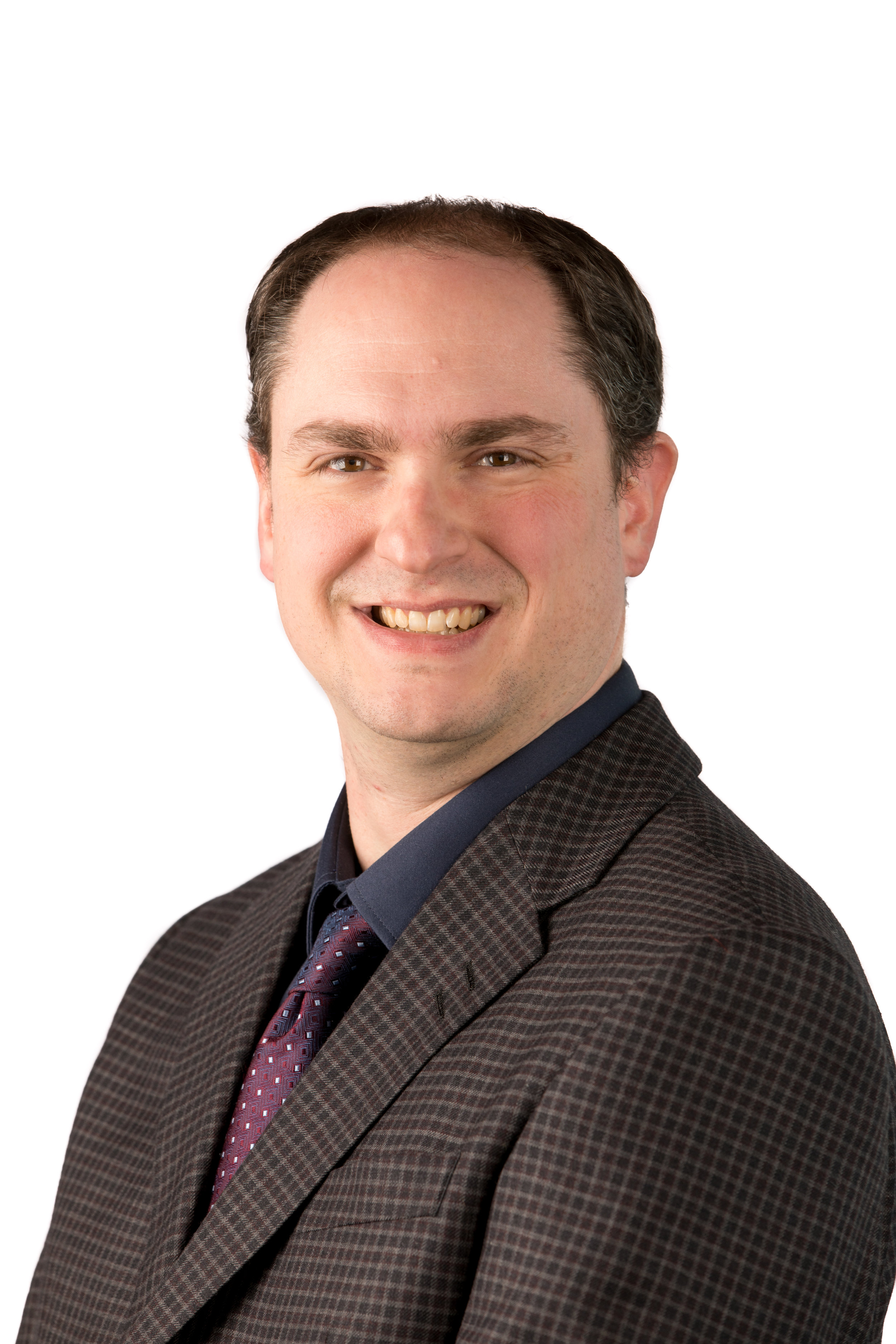 Chris Roedler, Volunteer and Resource Development Coordinator