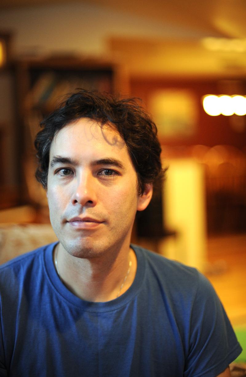 Mitch Miyagawa.   Photo by Ian Stewart.