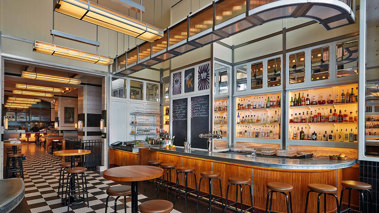 kingside restaurant and bar