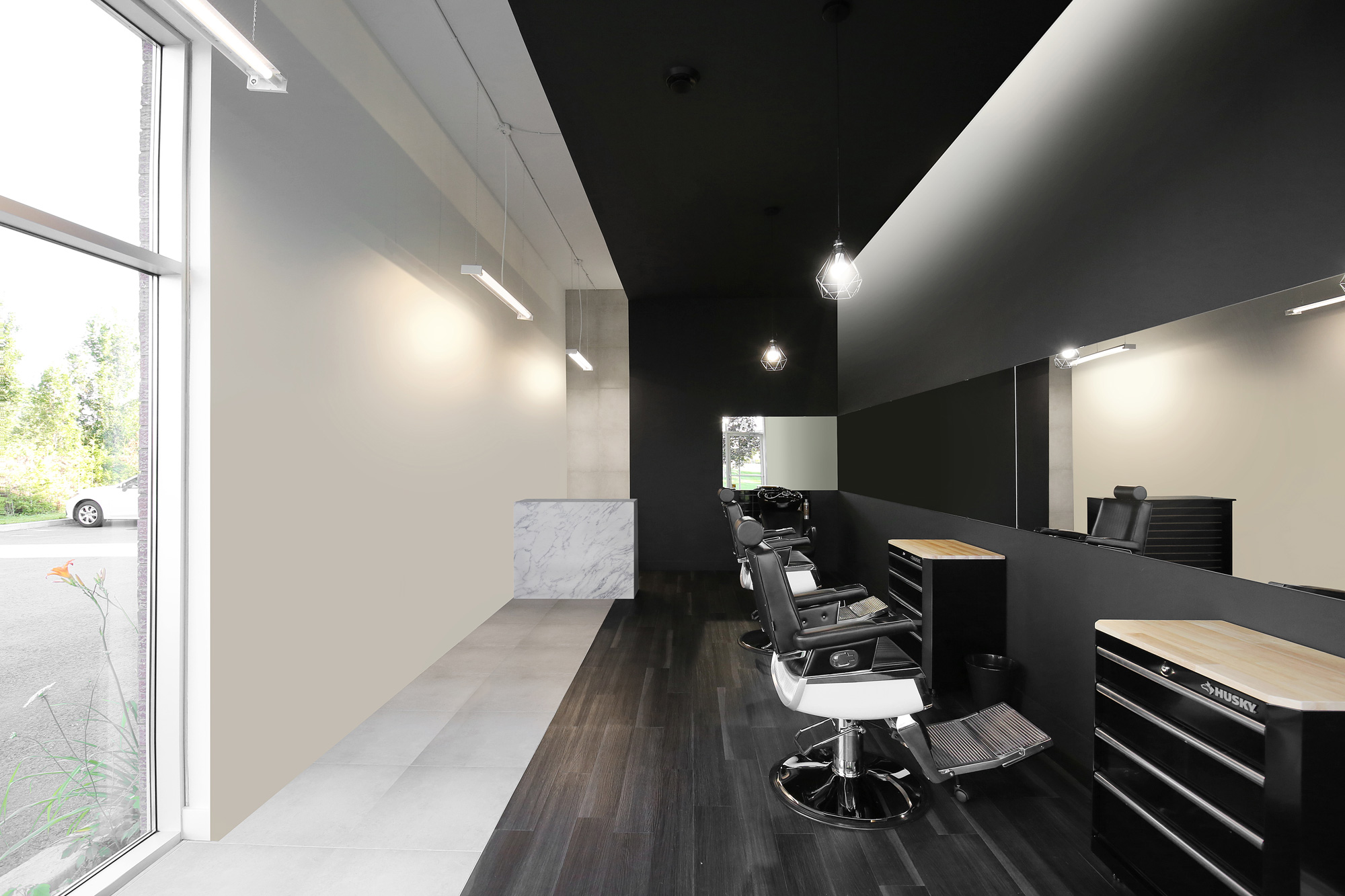 Godzson Barbershop -