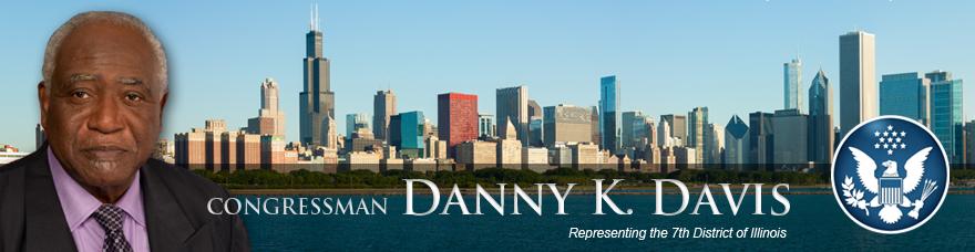 7th District Congressman DANNY K. DAVIS  Website