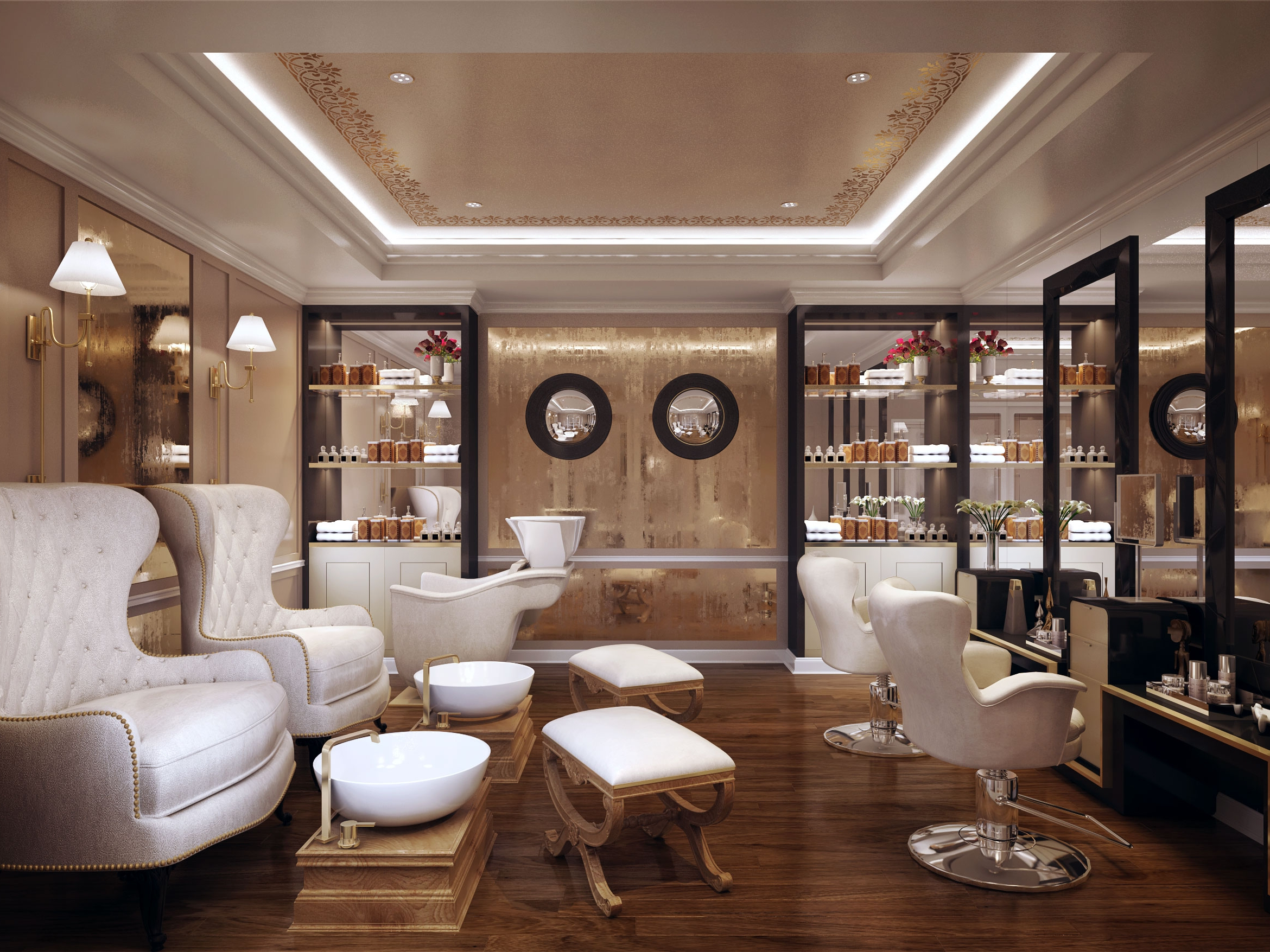 Hair Salon and Nail Bar : The Hair Salon & Nail Bar has been specially created for the guests who love to maintain their beauty standards even while on holiday.