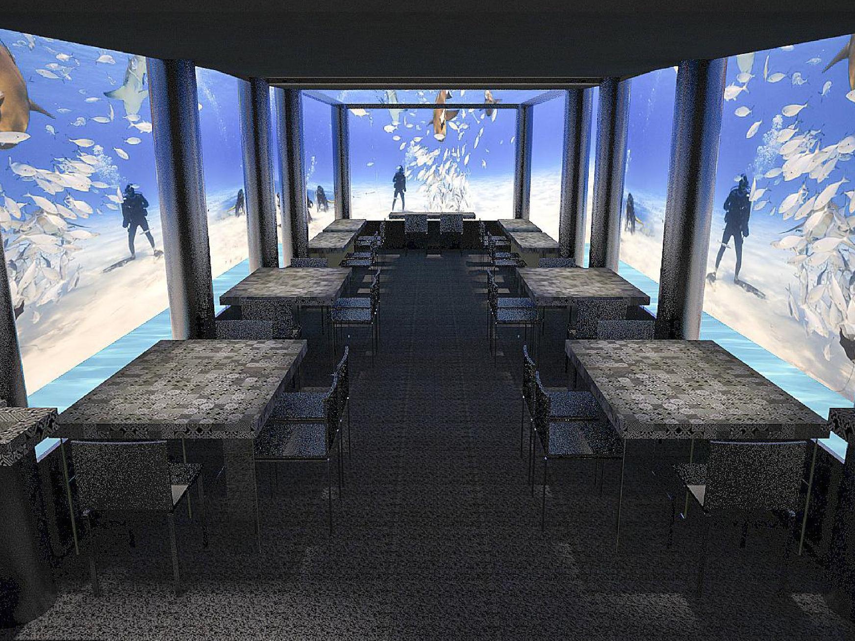 H20 Underwater Restaurant