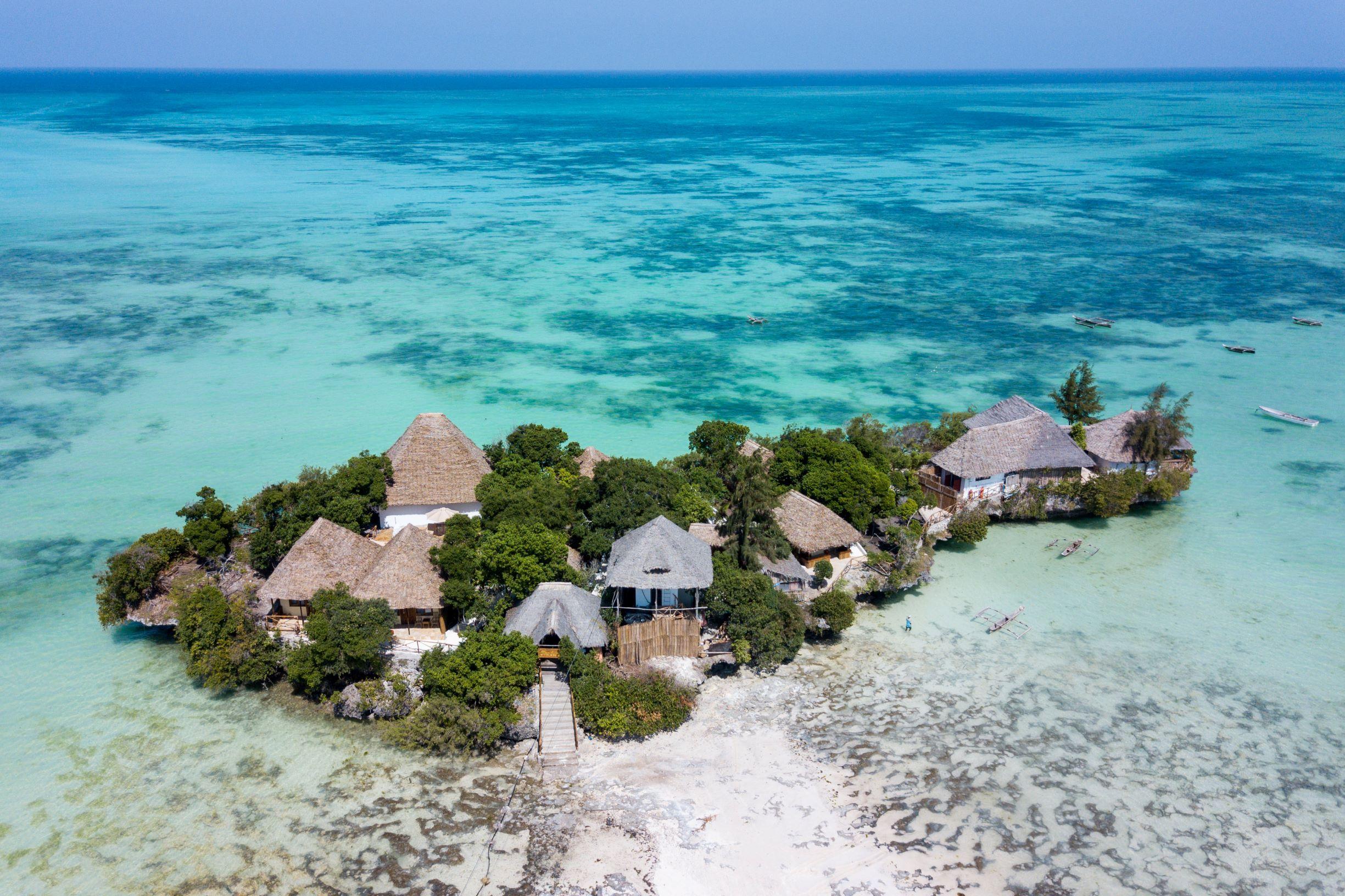 The Island Pongwe