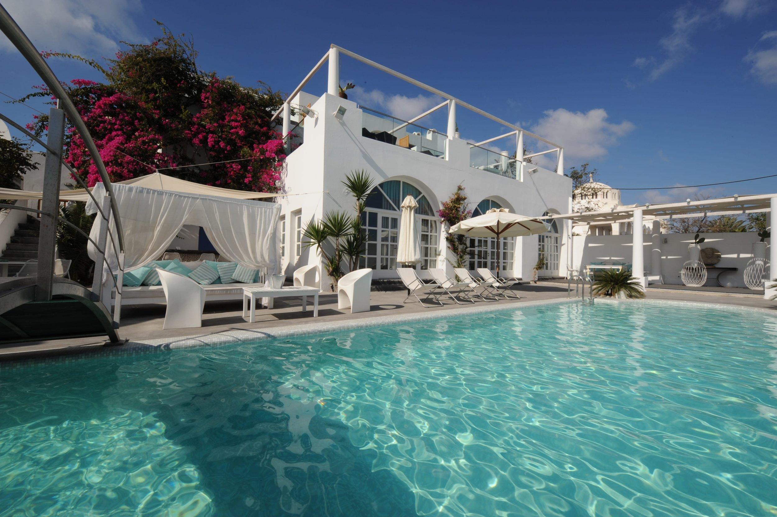 Aressana Spa Hotel, Santorini