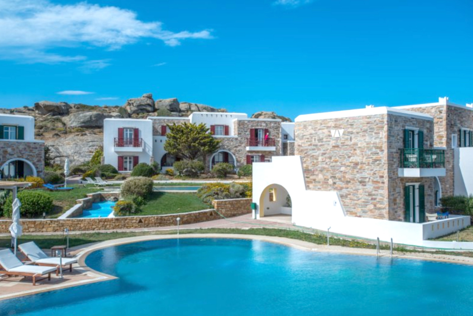 Palace Hotel, Naxos