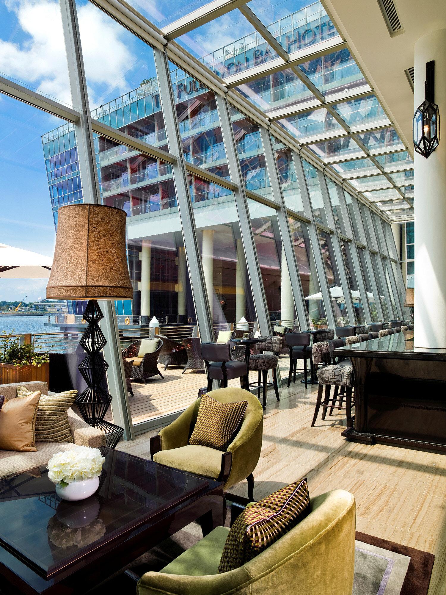 Plateau International The Fullerton Bay Hotel Singapore