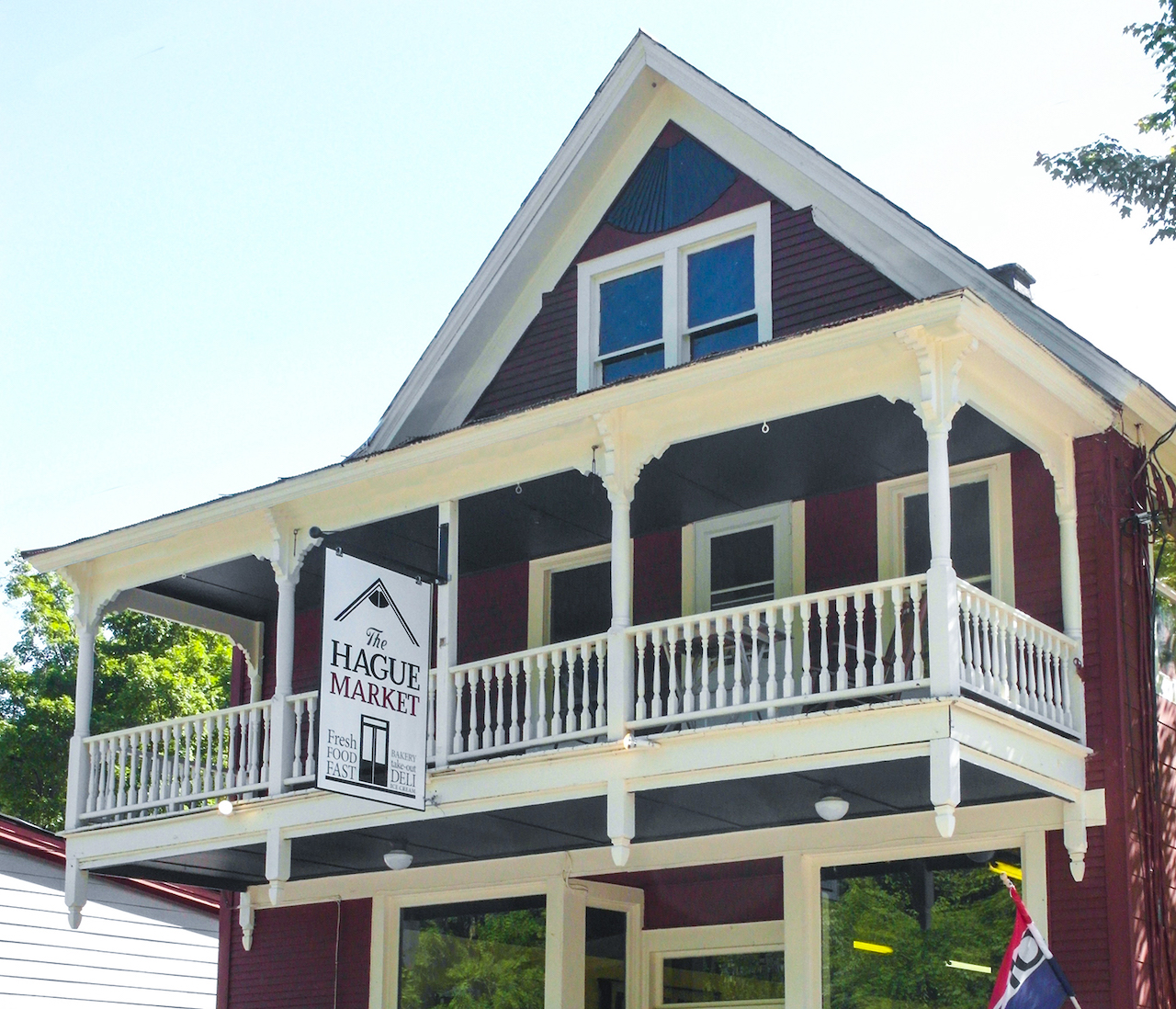 - The New Hague Market9844 Graphite Mountain RoadHague, NY 12836518-543-6555