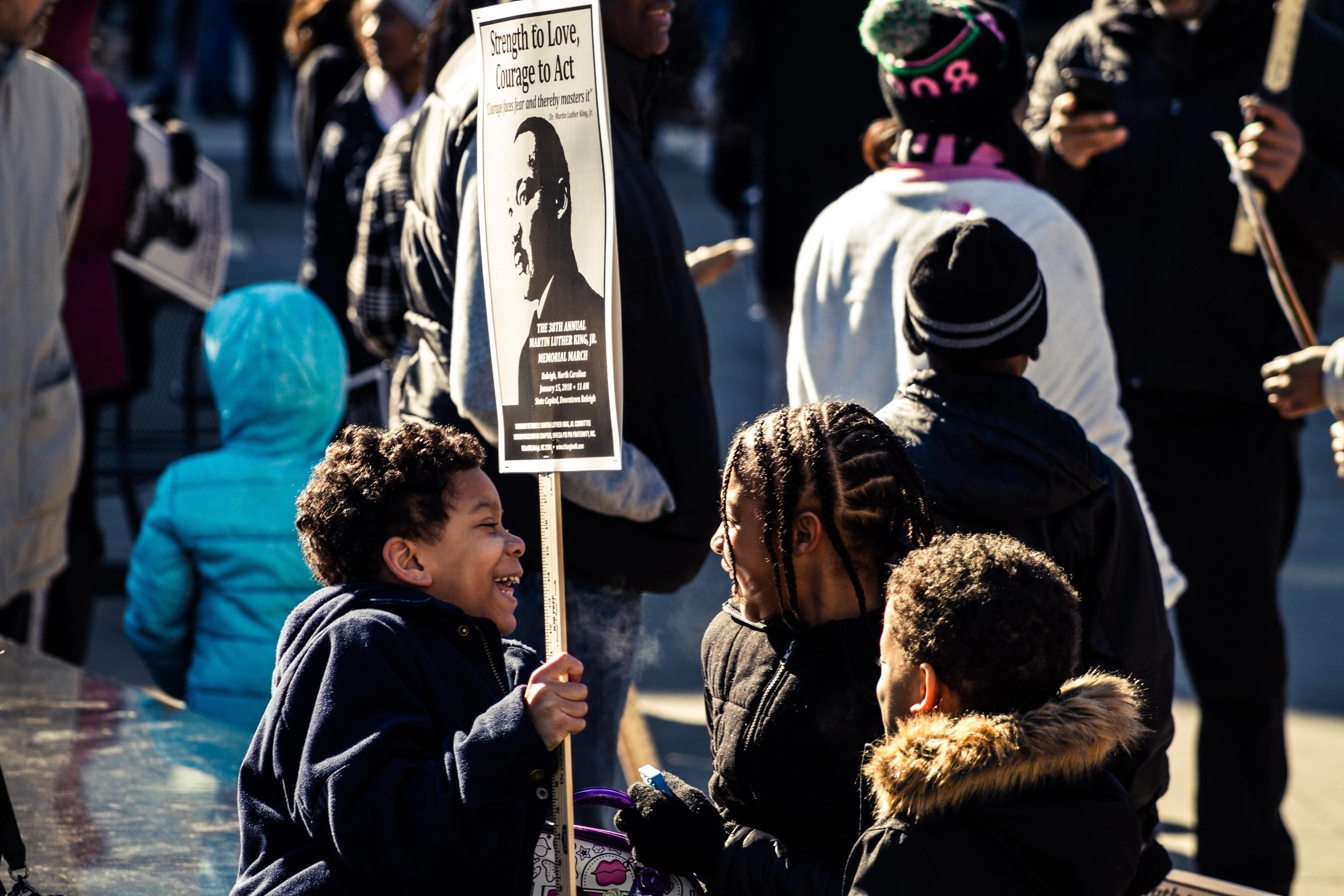INVEST IN RACIAL JUSTICE & EQUITY -