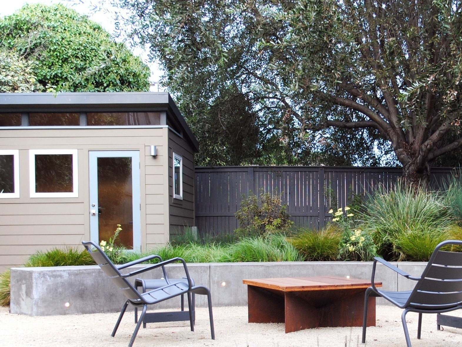 A Lush Family Garden & Cottage - Modernizing an overgrown backyard