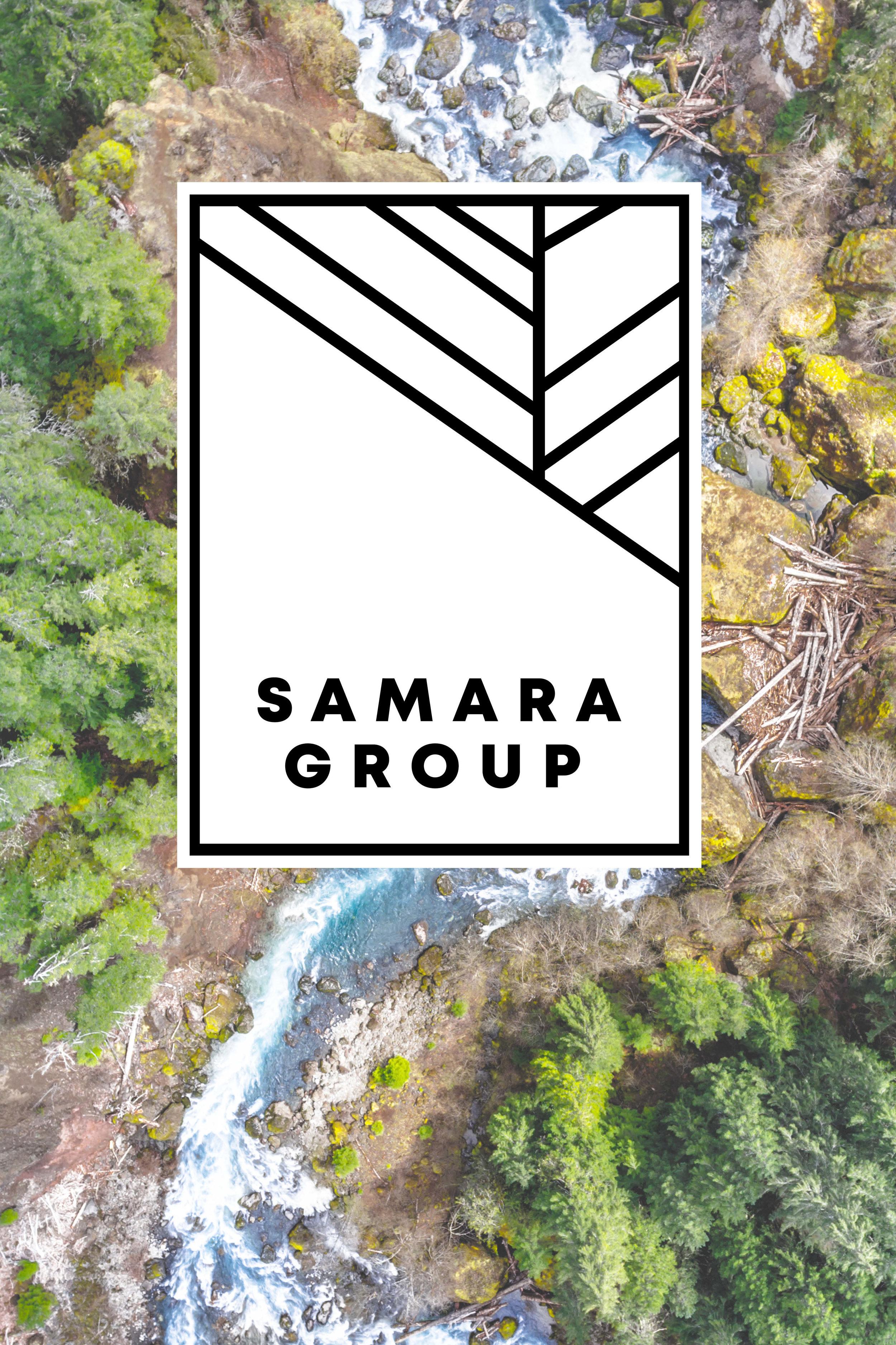 New logo and brand for Samara Group.
